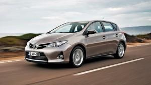 Toyota Auris car rental