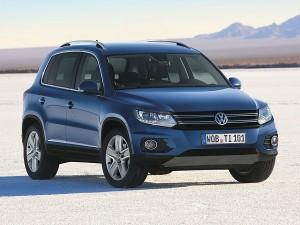 Volkswagen Tiguan car rental