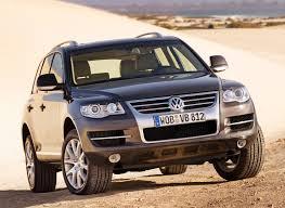 Volkswagen Touareg car rental