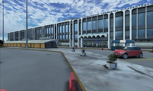 Crete Heraklion Airport Car Hire
