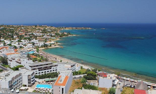 Car Hire Heraklion Airport Crete Greece